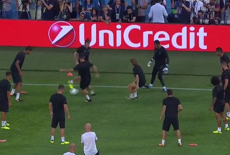 Superpuchar Europy Real Madryt – Manchester United
