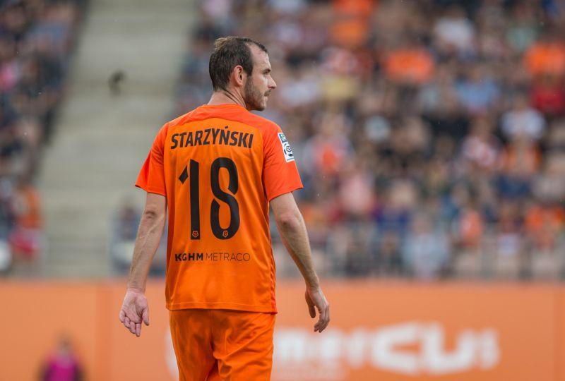 Filip Starzyński w reprezentacji