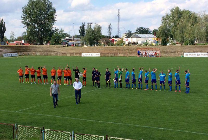 Derby III ligi Zagłębie II - Lechia