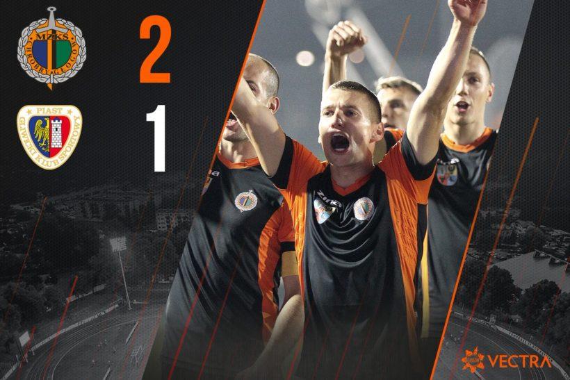 Chrobry Głogów Puchar Polski