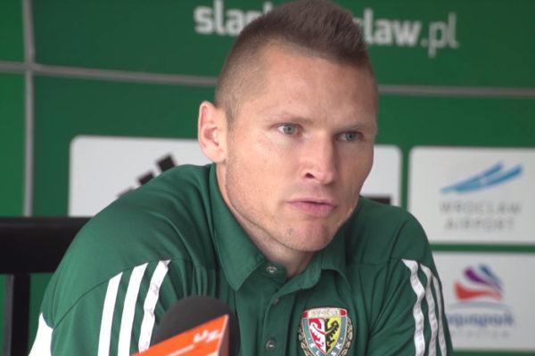 Marcin Robak Śląsk - Lech