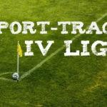 Sport-Track IV liga. Podsumowanie początku rozgrywek