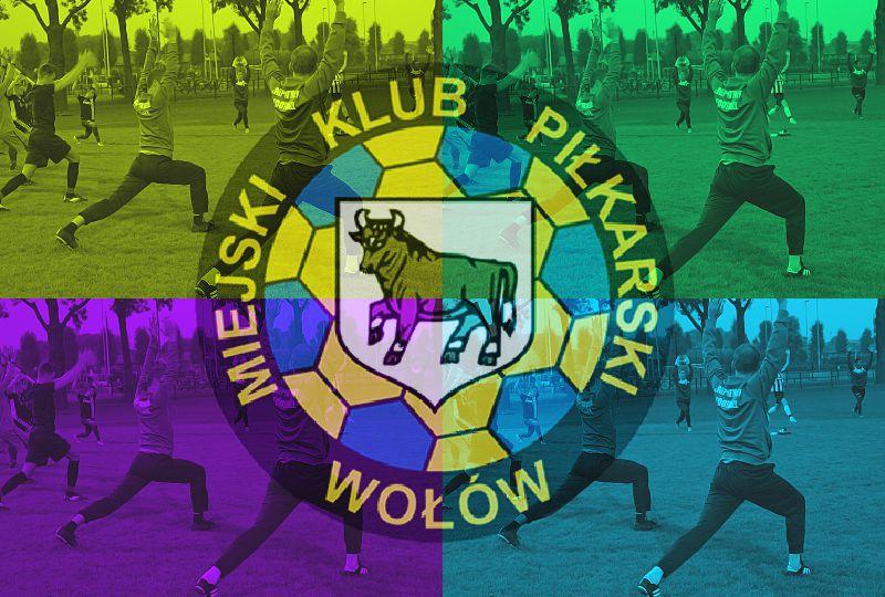 MKP Wołów sparingi