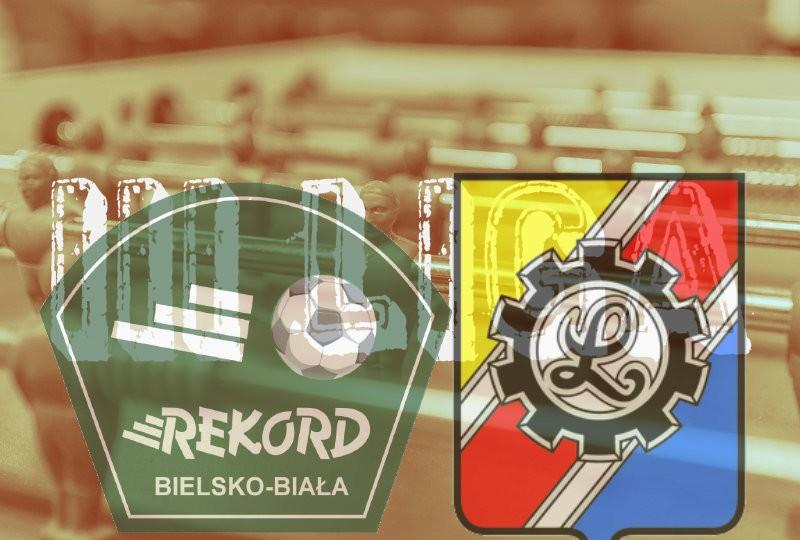 Rekord Bielsko-Biała - Lechia Dzierżoniów