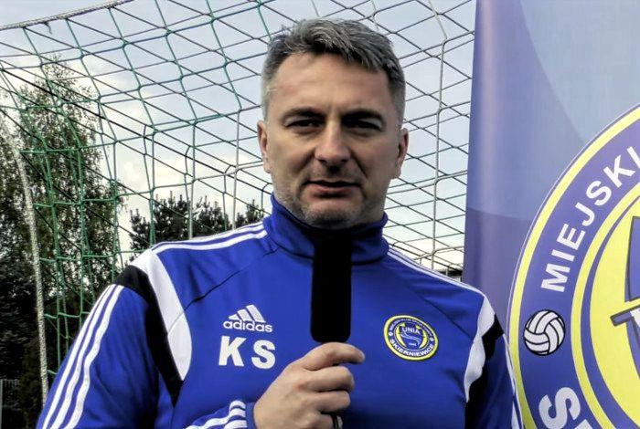Kamil Socha trenerem Piasta Żmigród