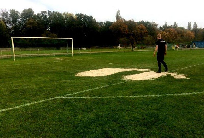Stadion Oławka na Niskich Łąkach