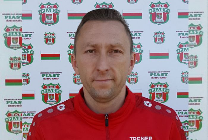 Grzegorz Podstawek trenerem Orła Prusice