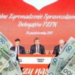 Rekordowy budżet PZPN. Może ulżyć nieco klubom z małych lig?