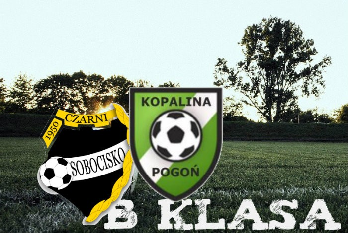 Czarni Sobocisko - Pogoń Kopalina