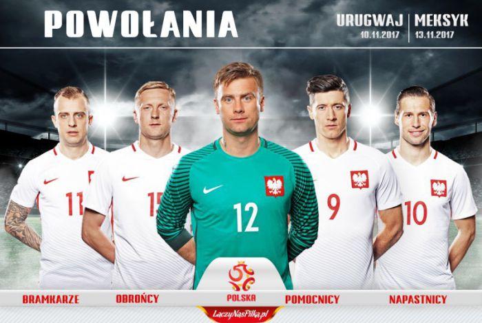 reprezentacja Polski powołania