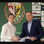 3 minuty, asysta i jest nowy kontrakt. Scalet na dłużej w Śląsku Wrocław
