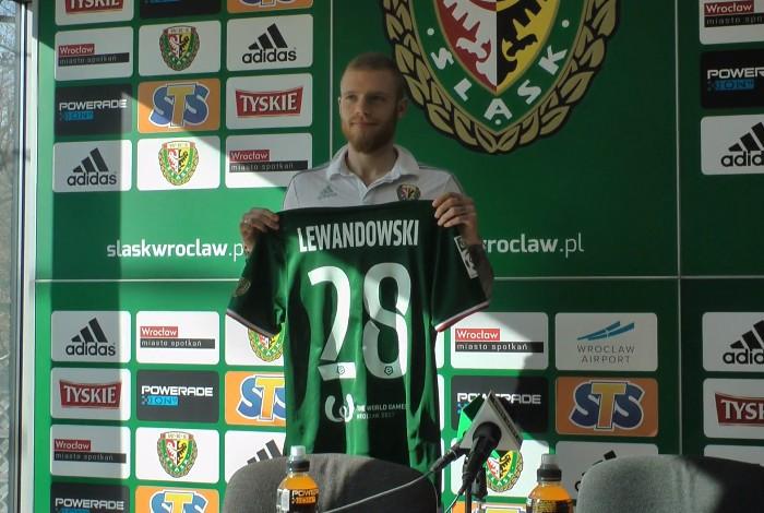 Mateusz Lewandowski w Śląsku Wrocław