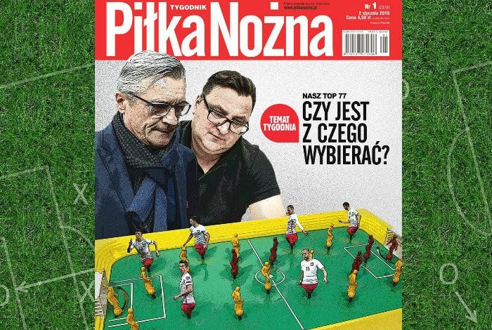 Ranking najlepszych polskich piłkarzy