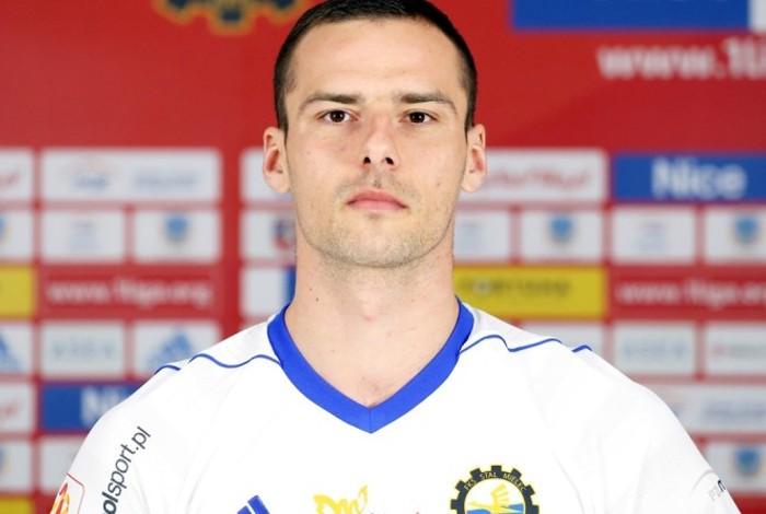 Mateusz Cholewiak w Śląsku Wrocław