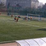 Ślęza na początku rundy wiosennej III ligi przy Sztabowej