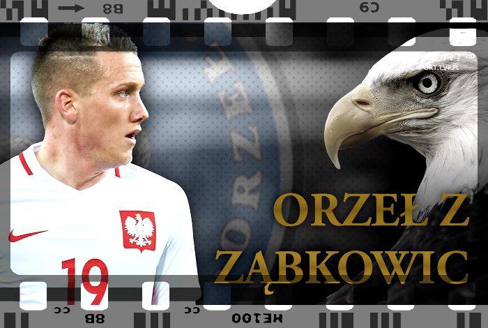 Piotr Zieliński Orzeł Ząbkowice Śląskie