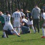 Pierwsze decyzje po zadymie na meczu LKS Ciechów – Piast Lutynia
