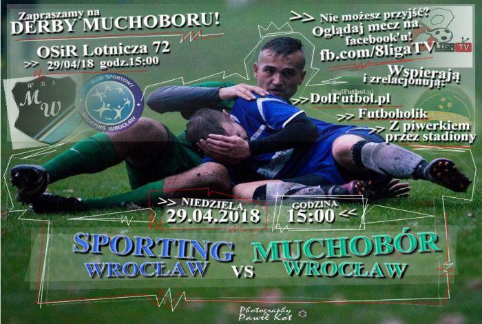 Wielkie derby Muchoboru