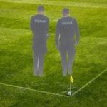 Skandal na meczu juniorów. Awantura, bójka i przyjazd policji