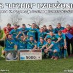 Puchar Polski okręgu wałbrzyskiego dla Lechii Dzierżoniów