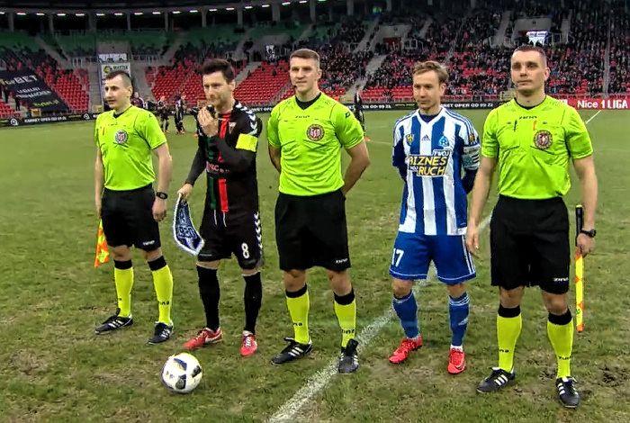 Sędzia z Wrocławia zadebiutuje w Lotto Ekstraklasie