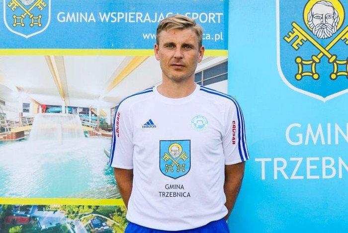 Krzysztof Ostrowski odchodzi z Polonii Trzebnica