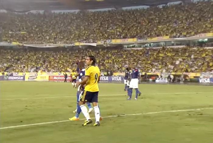 Kolumbia - Japonia na żywo TV ONLINE