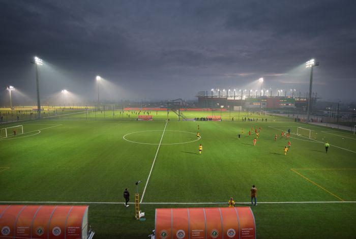 Piłka młodzieżowa w okręgu legnickim