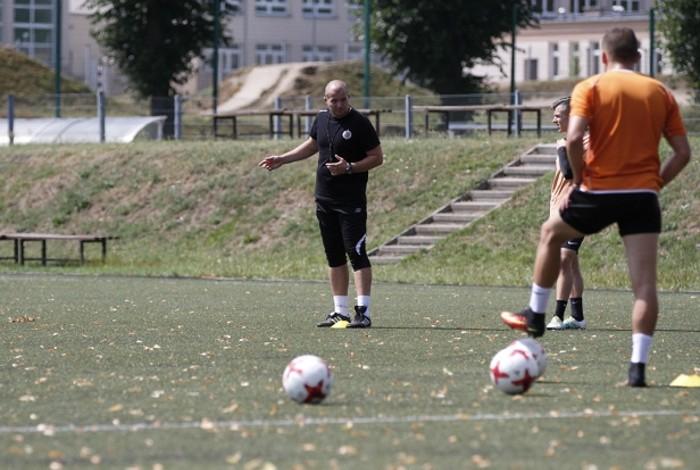 Jakub Wolny trenerem rezerw Chrobrego Głogów