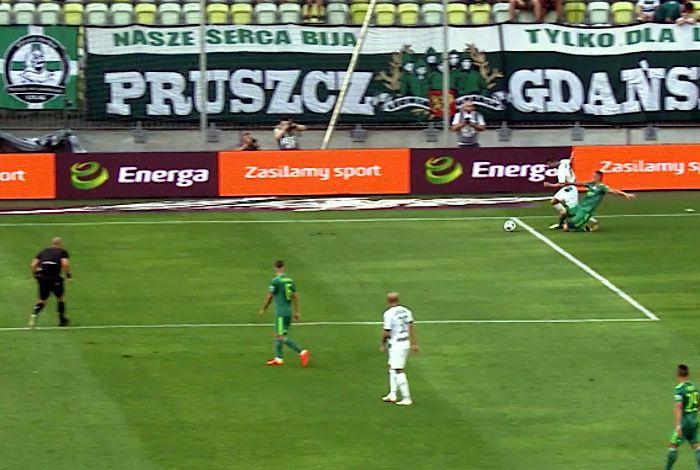 Lechia Gdańsk & Szymon Marciniak – Śląsk Wrocław 1:1