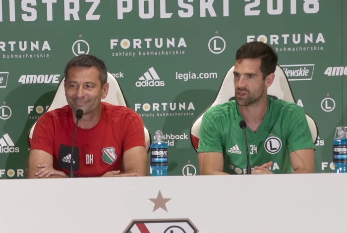 Legia Warszawa - Spartak Trnava TV ONLINE STREAM