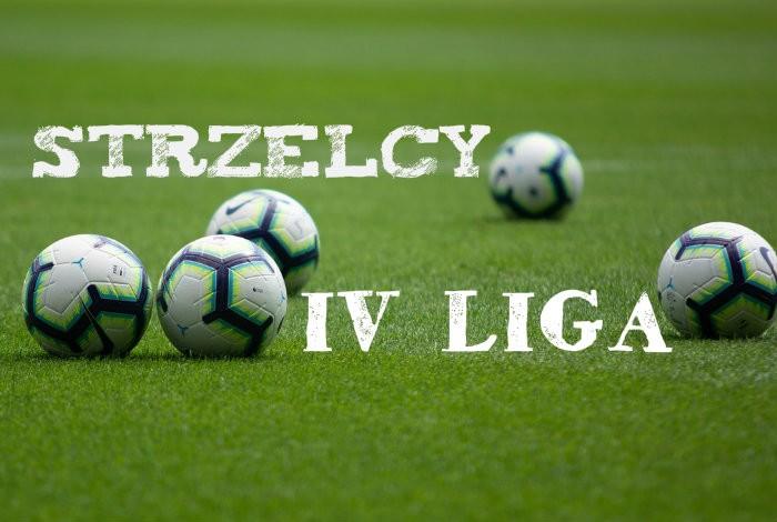 IV liga strzelcy