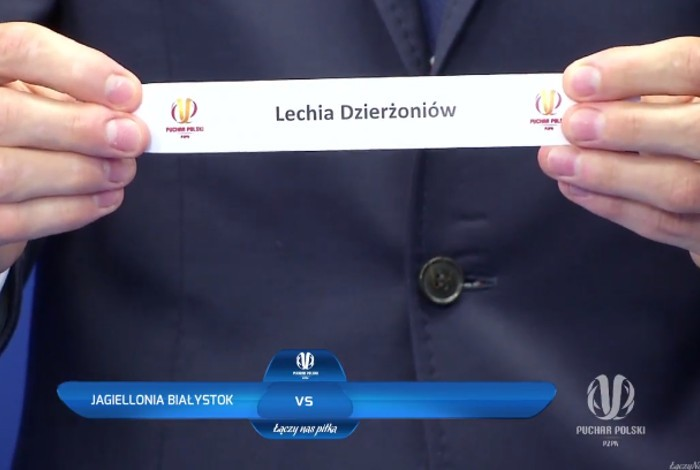 Lechia Dzierżoniów zagra z Jagiellonią