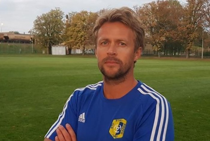 Piotr Jacek trenerem Stali Brzeg