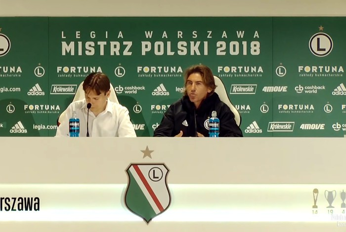 Miedź - Legia transmisja TV ONLINE