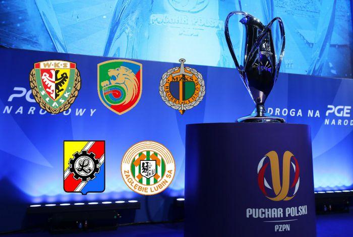 Puchar Polski I runda