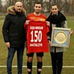 150 meczów, 37 goli – pożegnanie Jakuba Jakóbczyka