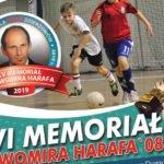 XVI Memoriał Sławomira Harafa. Można zgłaszać się do turnieju