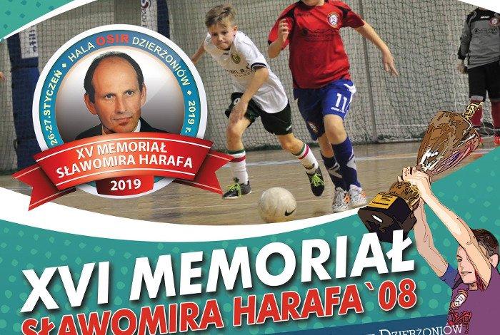 XVI Memoriał Sławomira Harafa