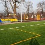 Nowe boisko w Kobierzycach wkrótce gotowe