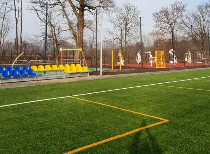 nowy stadion Kobierzyce