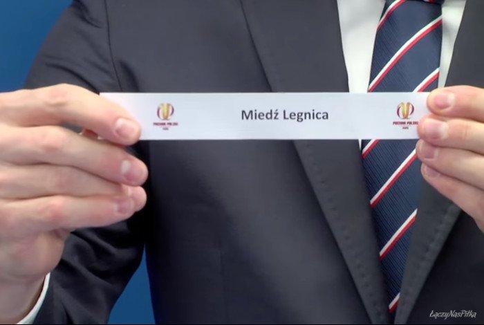 Puchar Polski: Miedź Legnica o półfinał zagra z Puszczą Niepołomnice