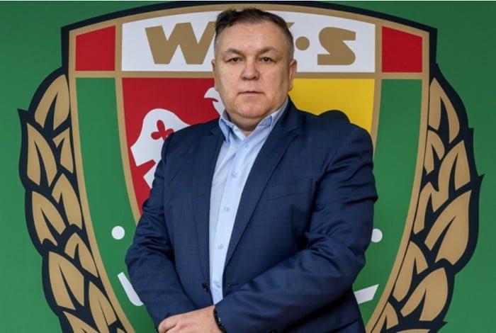 Prezes czwartoligowca kierownikiem Śląska Wrocław