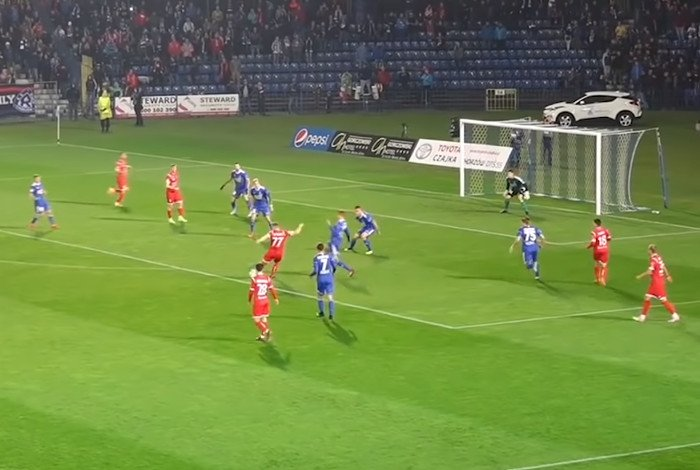 Stal Rzeszów - Widzew Łódź ONLINE