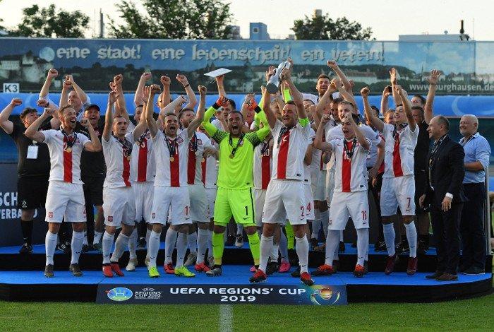 Dolny Śląsk mistrzem Europy