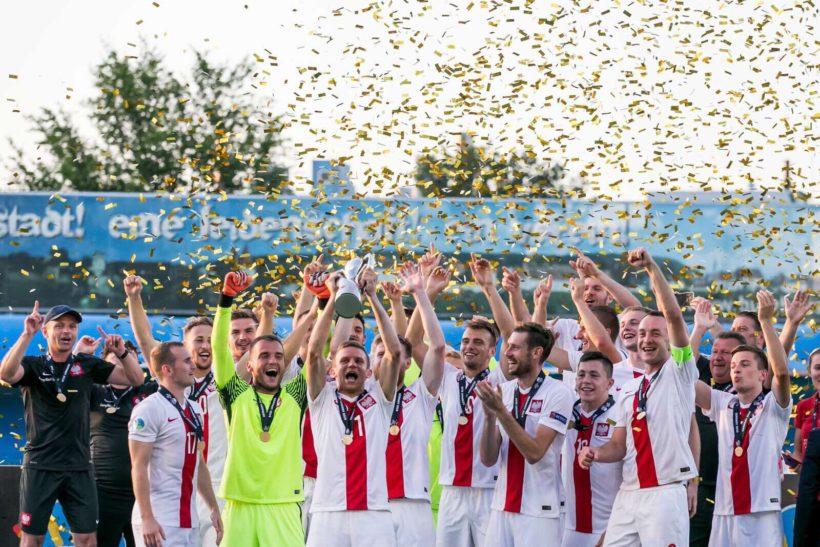 To oni zdobyli mistrzostwo Europy amatorów