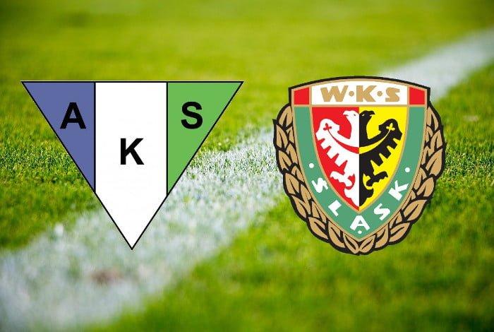 AKS Strzegom – Śląsk II Wrocław