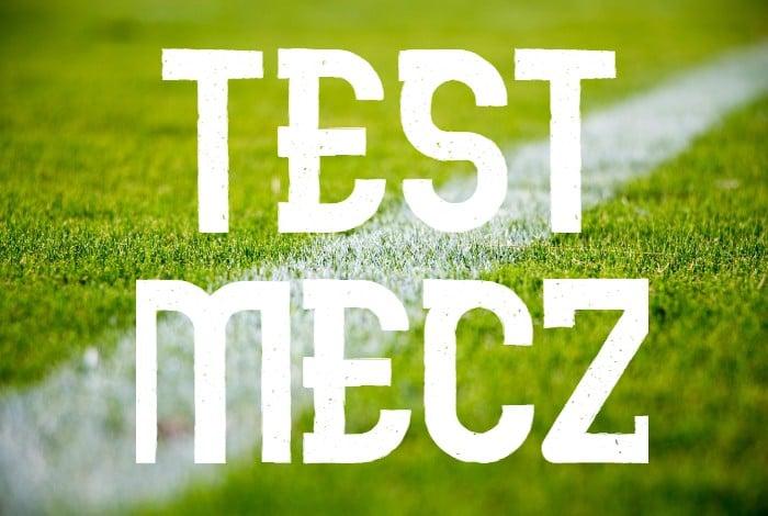 test mecz