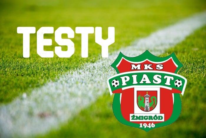 Piast Żmigród zaprasza na testy dla zawodników z rocznika 1999 i młodszych