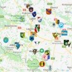 IV liga dolnośląska. Podział na grupy w sezonie 2019/20 [MAPA]